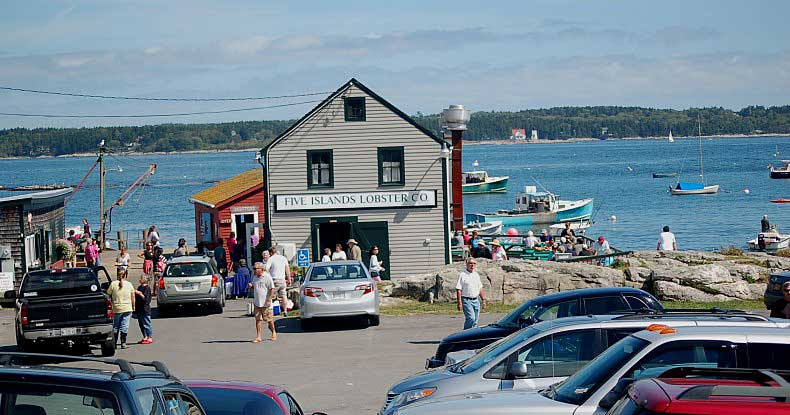 about five islands lobster co five islands lobster co